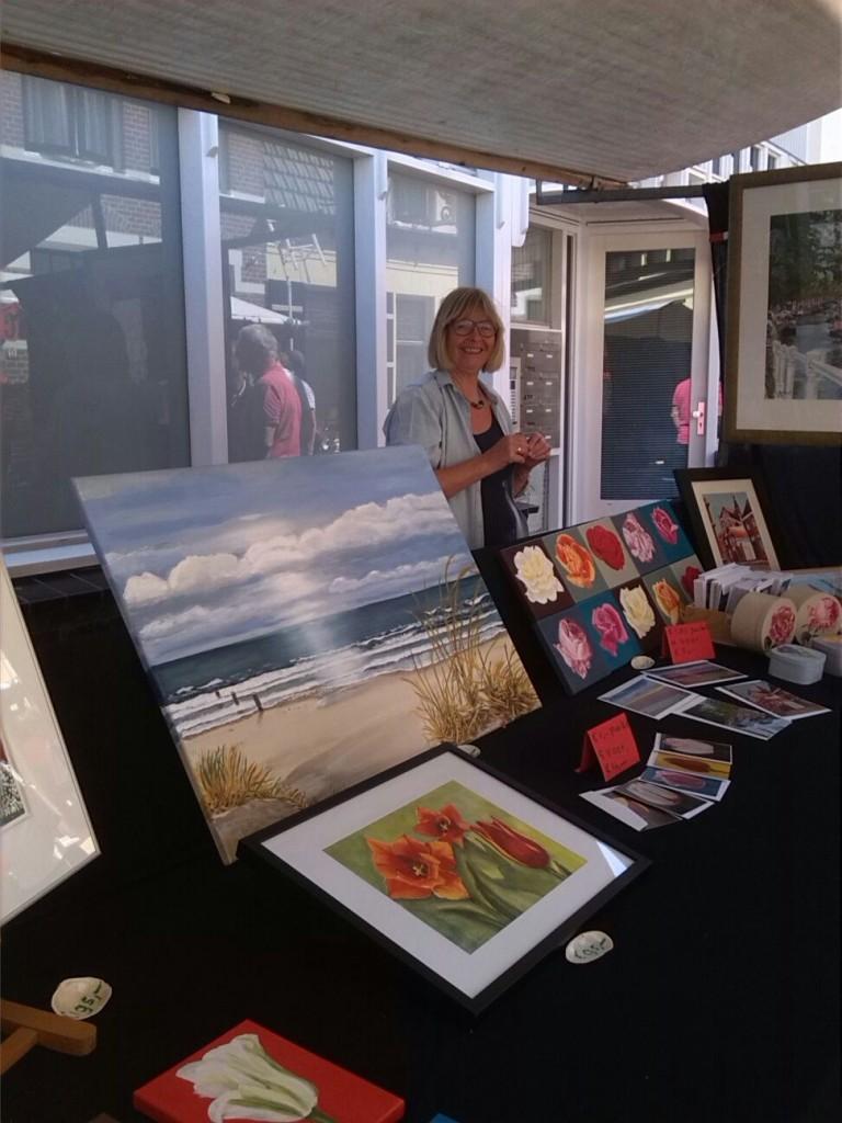 Kunstmarkt Zandvoort