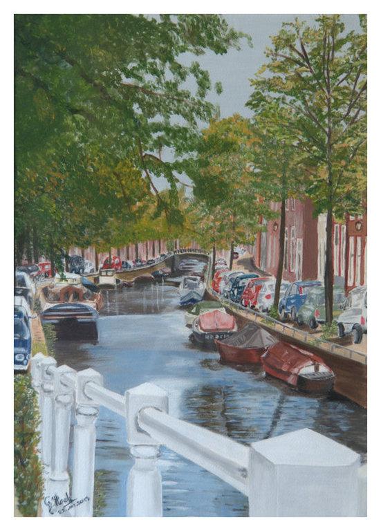 Bakenessergracht Haarlem